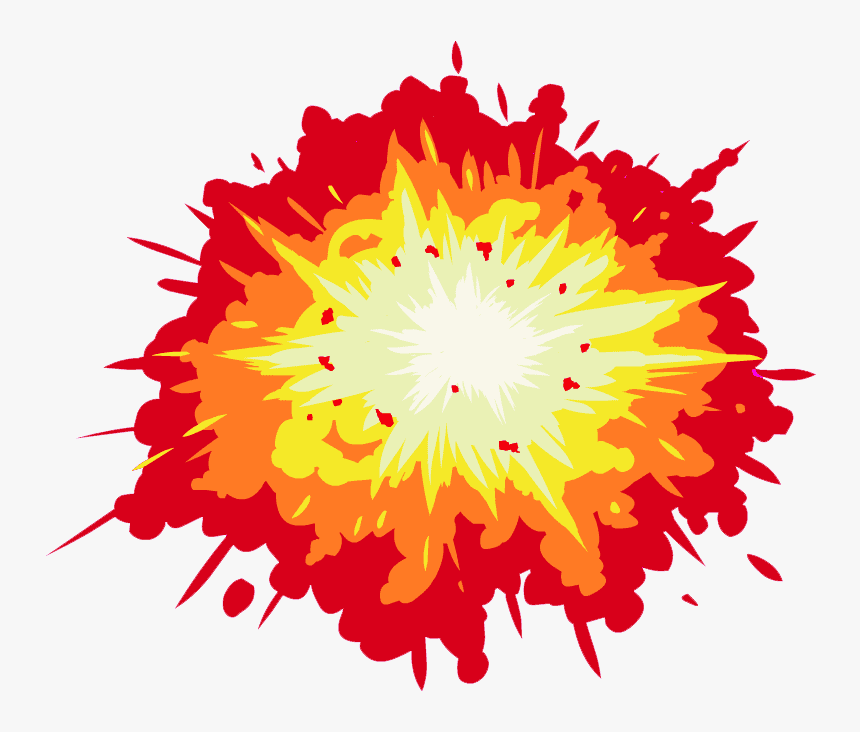 Explosion clipart png images