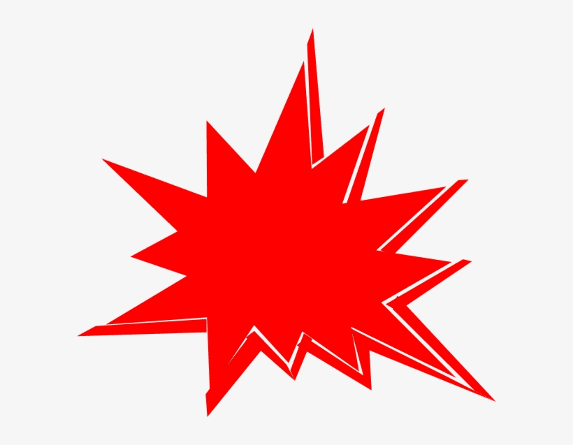 Explosion clipart png picture