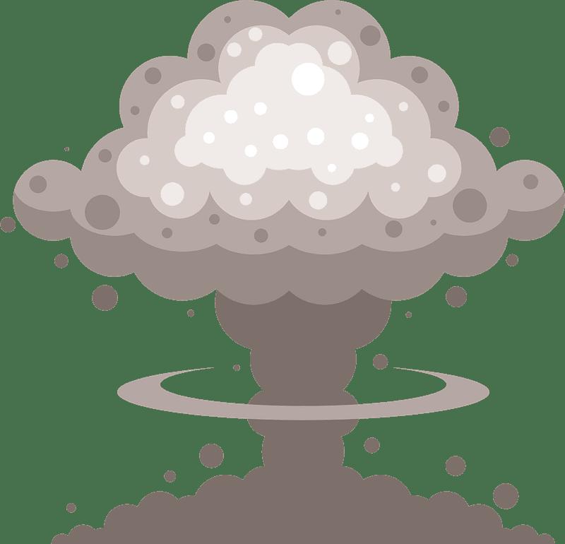 Explosion clipart transparent 7