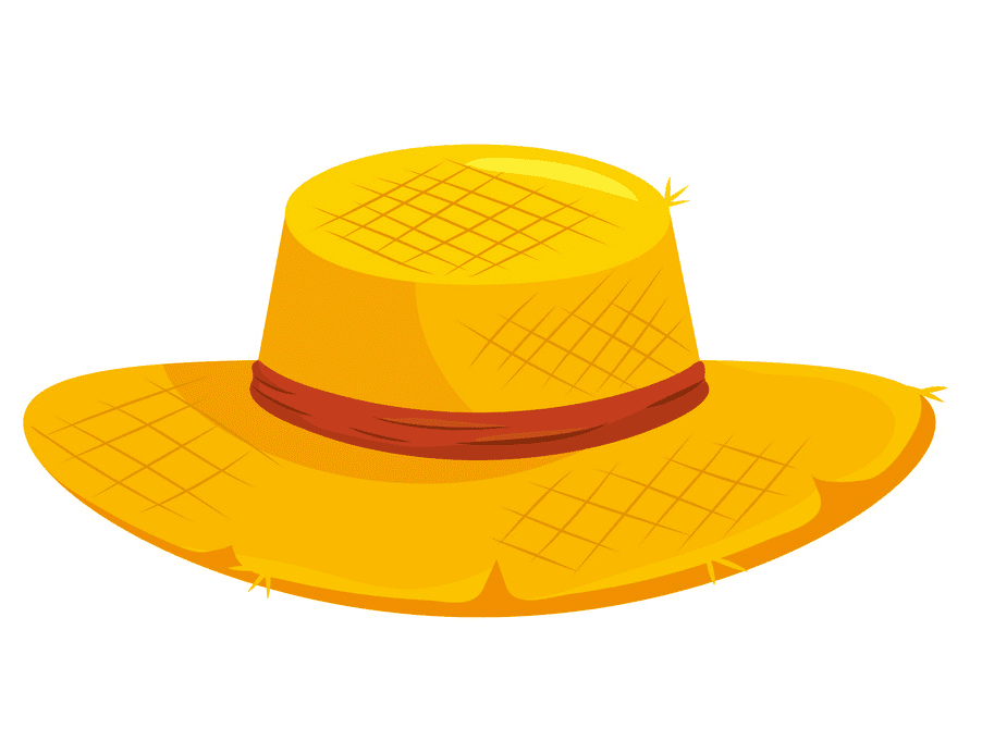 Farmer Hat clipart for free