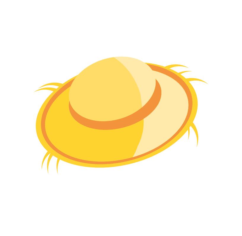 Farmer Hat clipart for kids