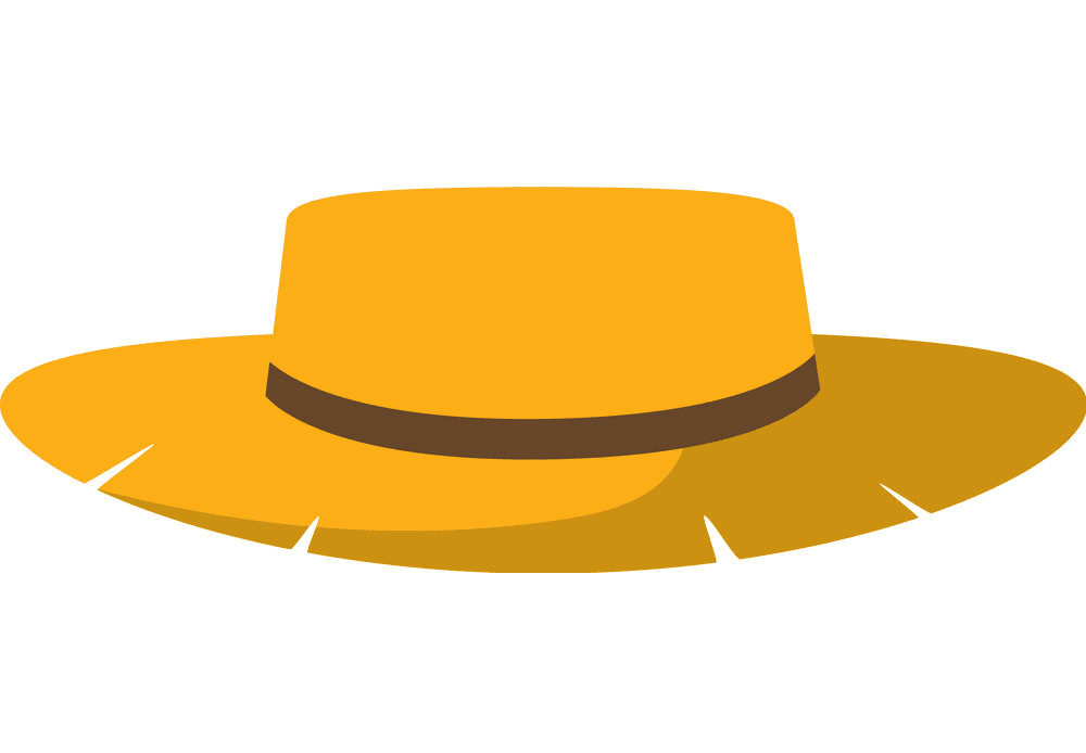 Farmer Hat clipart image