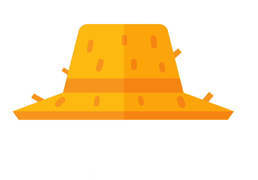 Farmer Hat clipart png