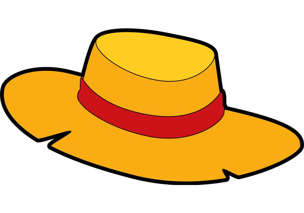 Farmer Hat clipart