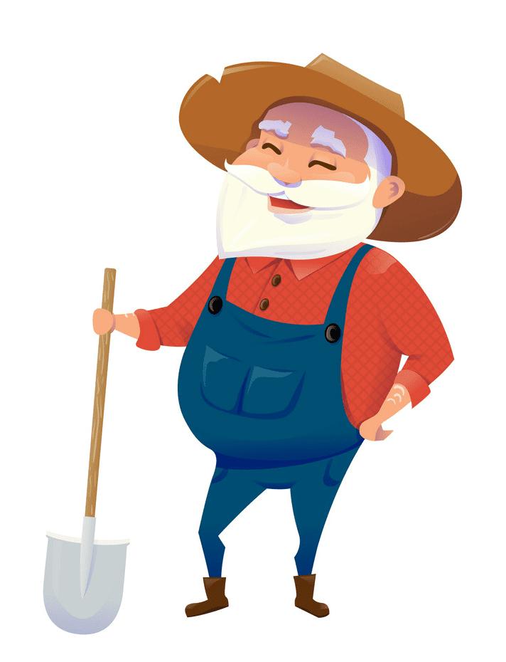 Farmer clipart png download