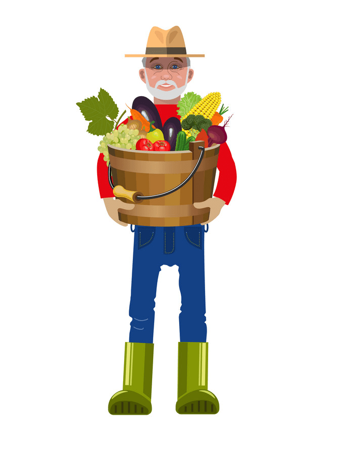 Farmer clipart png picture