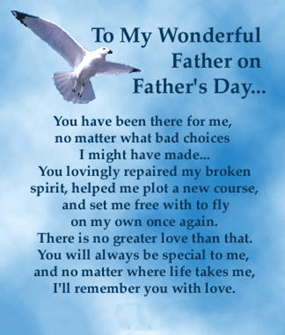 Father's Day Wishes 1