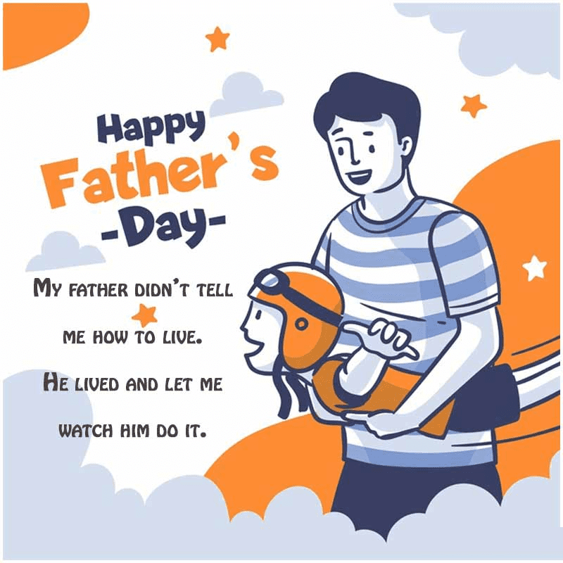 Father's Day Wishes image 4