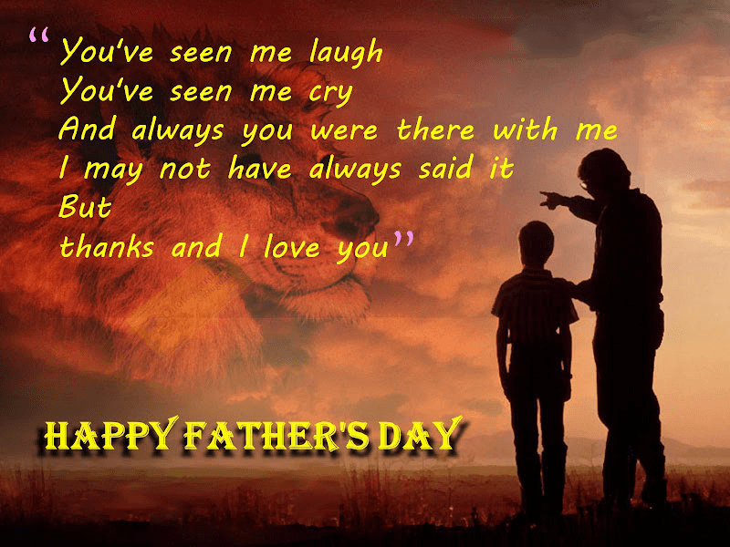 Father's Day Wishes image 8