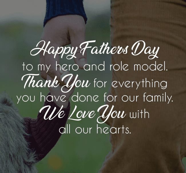 Father's Day Wishes picture 7