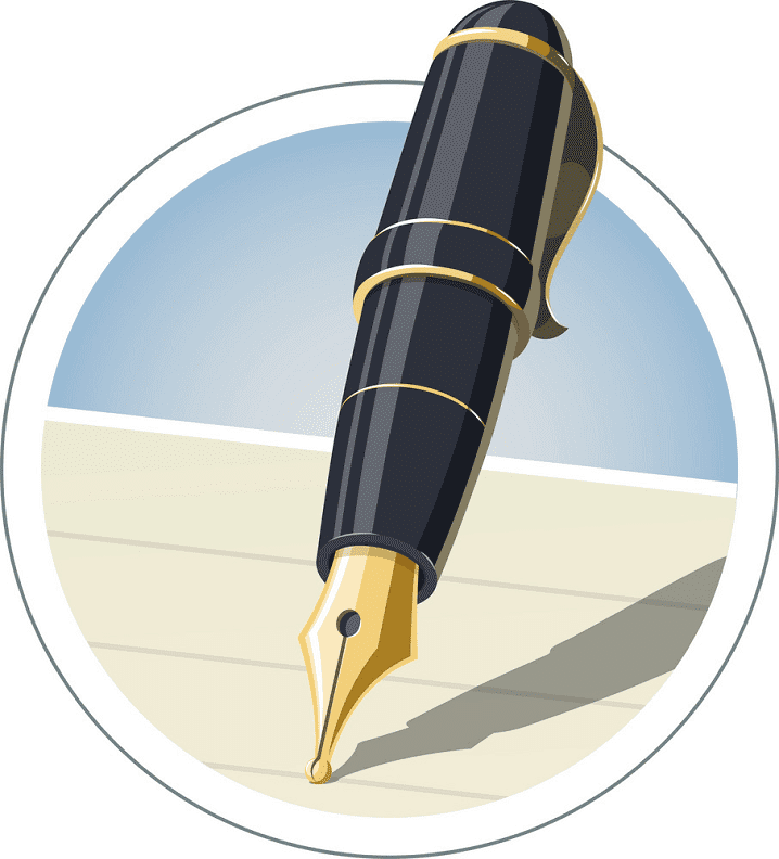 Fountain Pen clipart png download
