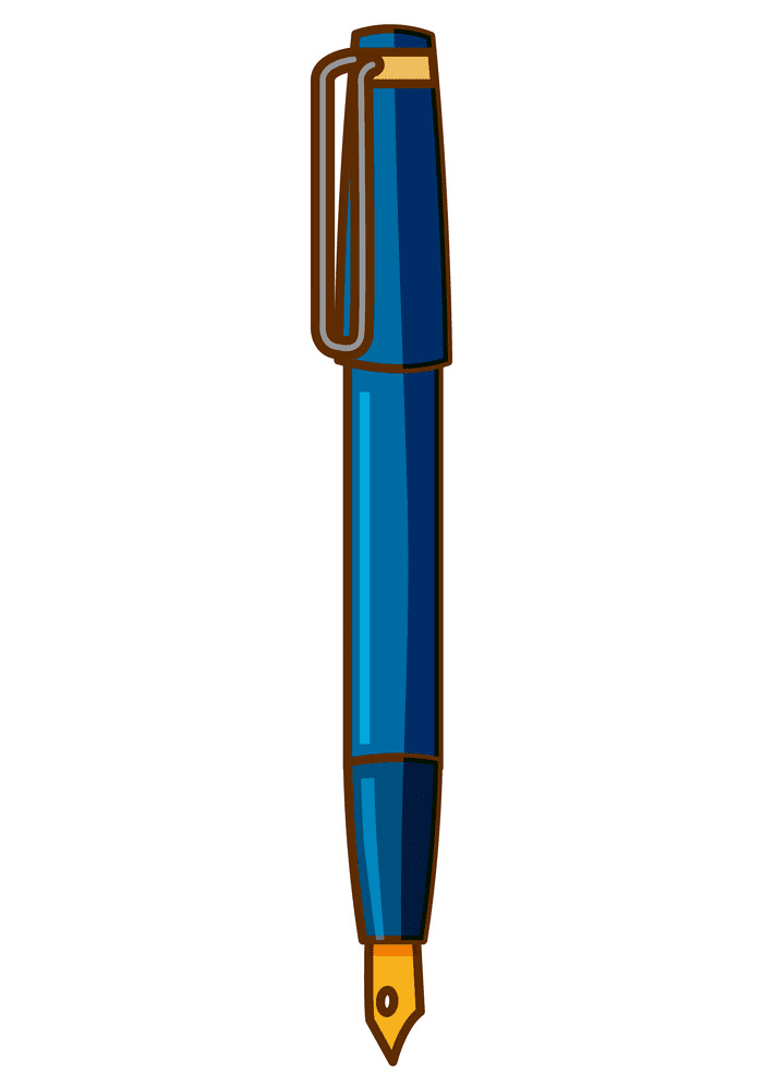 Fountain Pen clipart png image