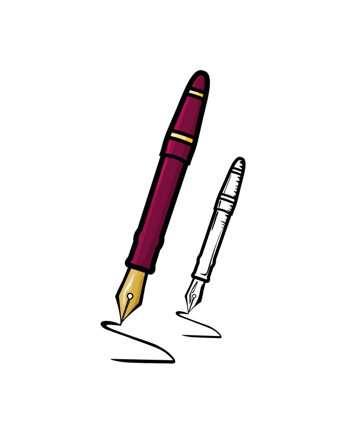 Fountain Pen clipart png picture