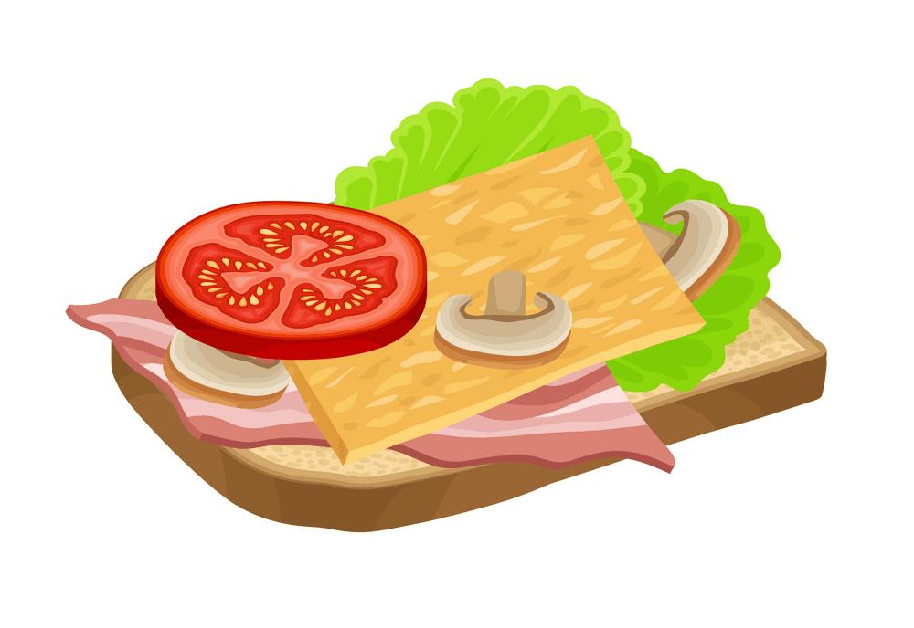 Good Sandwich clipart