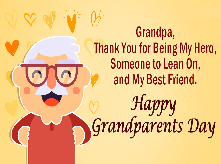 Grandparents' Day Wishes 2
