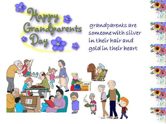 Grandparents' Day Wishes 3