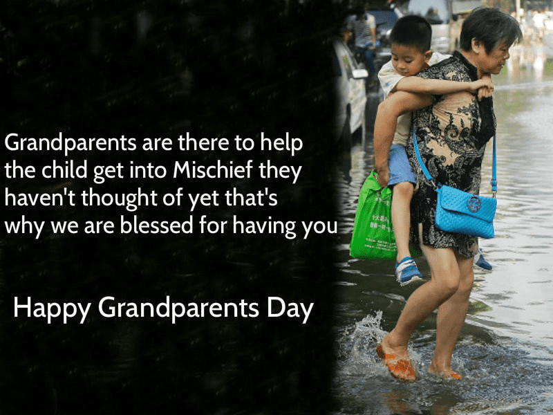 Grandparents' Day Wishes 4