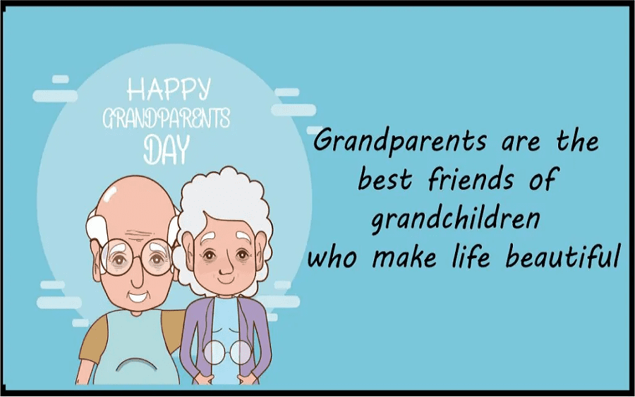 Grandparents' Day Wishes 6