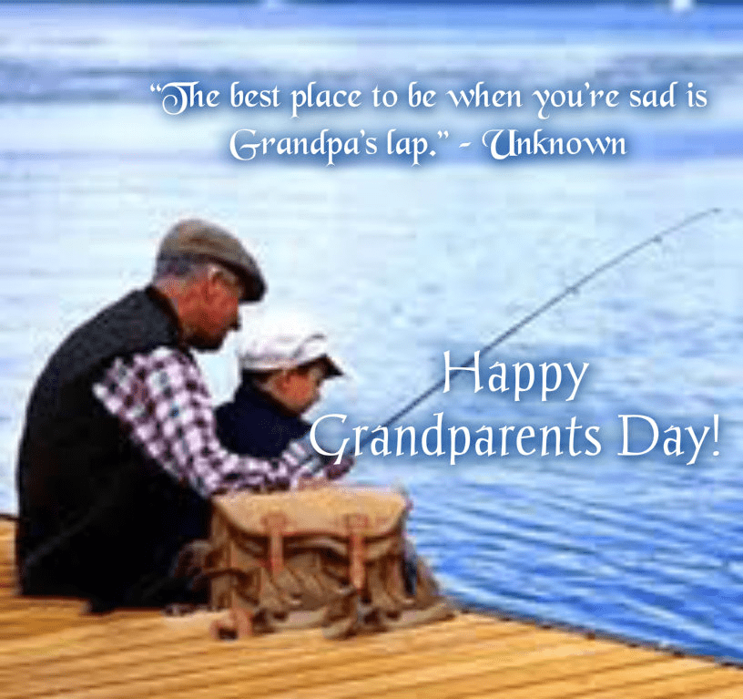 Grandparents' Day Wishes 8