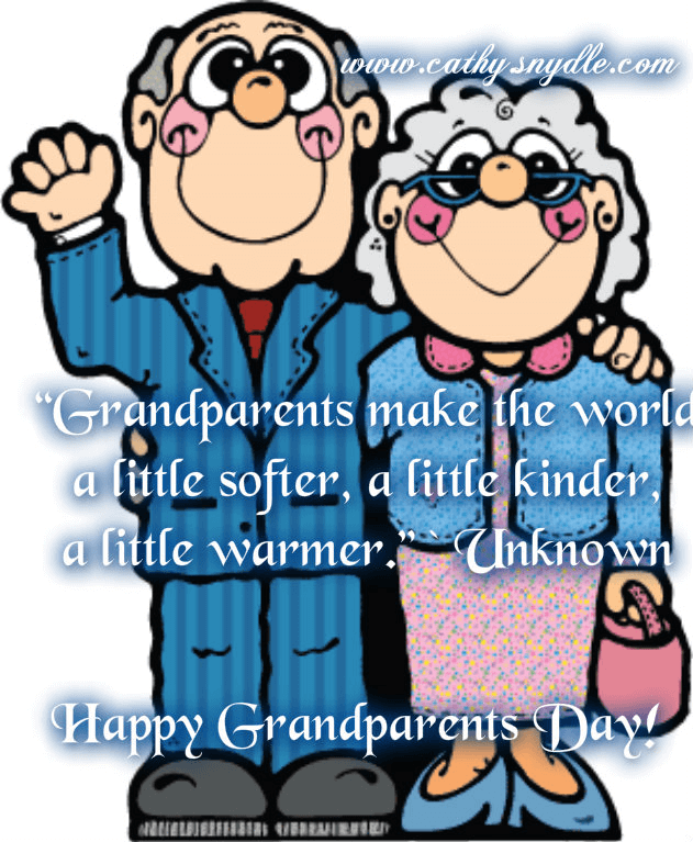Grandparents' Day Wishes image 1