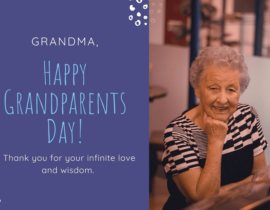 Grandparents' Day Wishes image 2