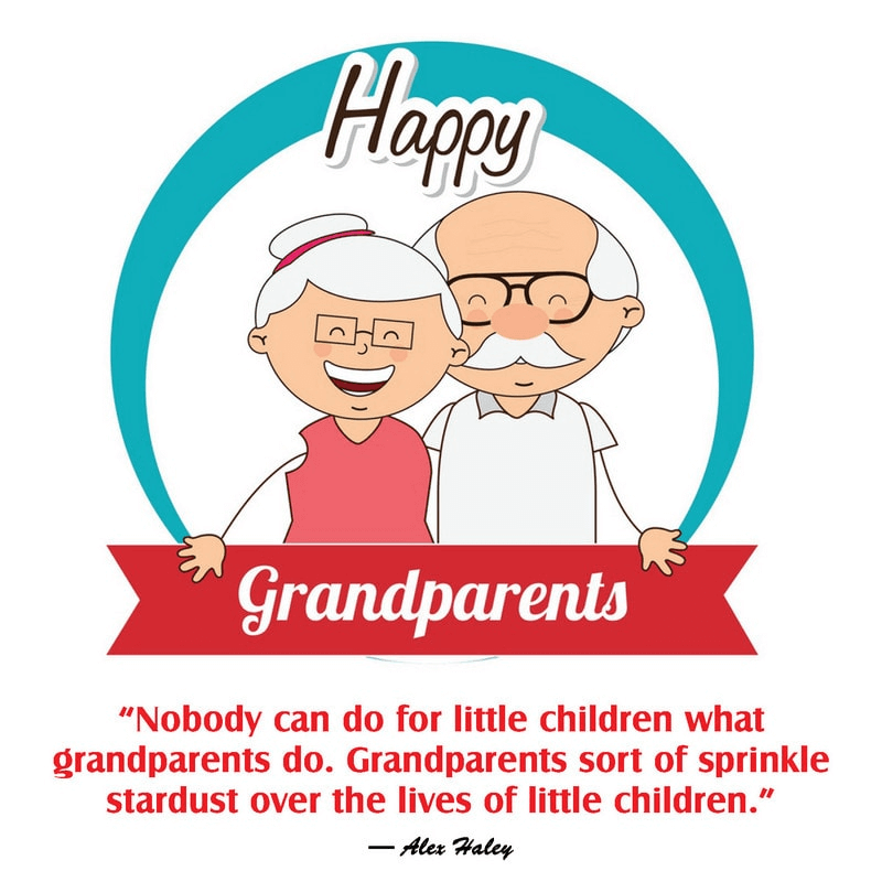 Grandparents' Day Wishes image 3