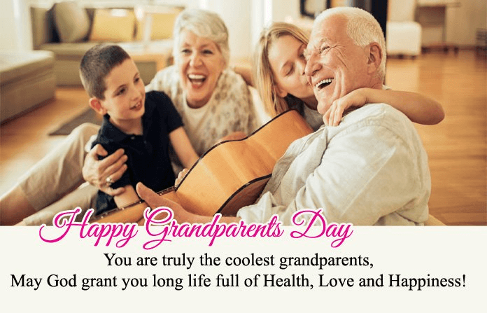 Grandparents' Day Wishes image 4