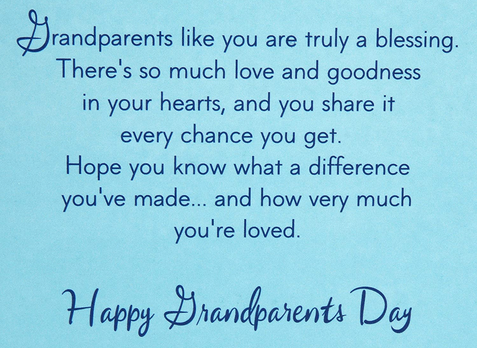 Grandparents' Day Wishes image 6