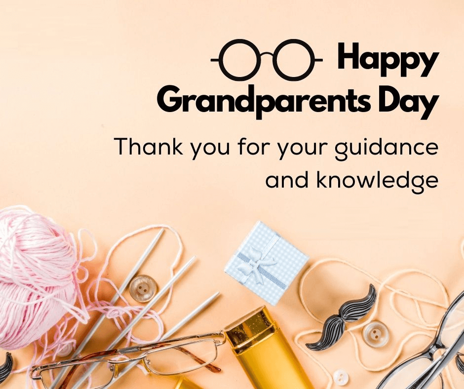 Grandparents' Day Wishes image 7