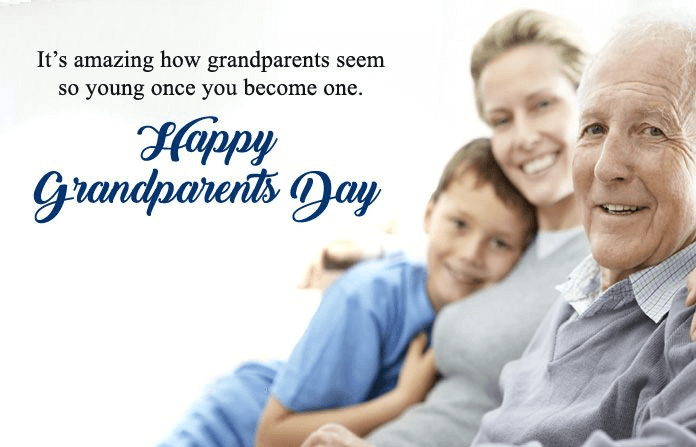 Grandparents' Day Wishes image 9