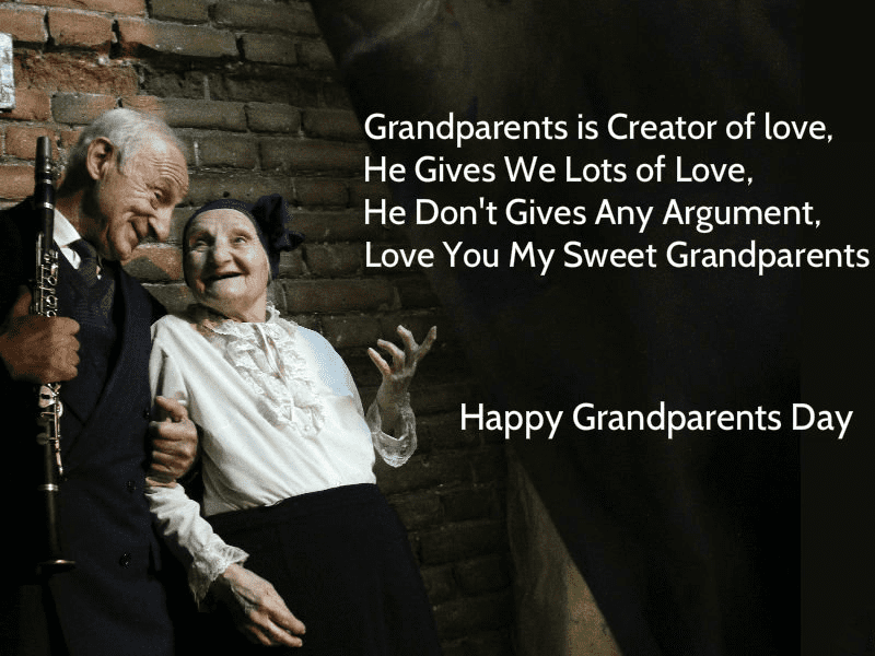Grandparents' Day Wishes picture 1