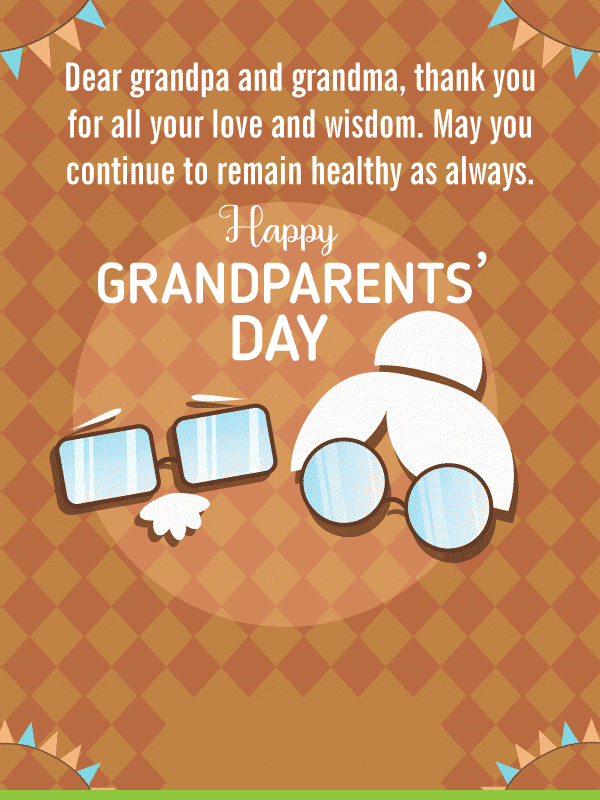 Grandparents' Day Wishes picture 10