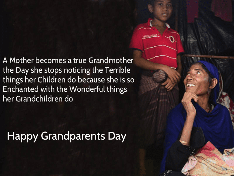 Grandparents' Day Wishes picture 2