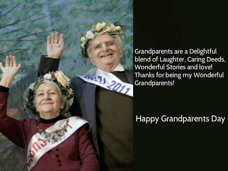 Grandparents' Day Wishes picture 4