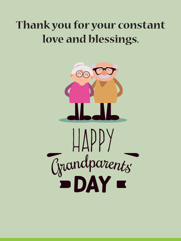 Grandparents' Day Wishes picture 5