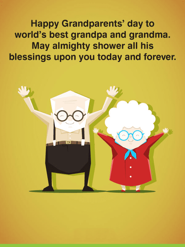Grandparents' Day Wishes picture 6