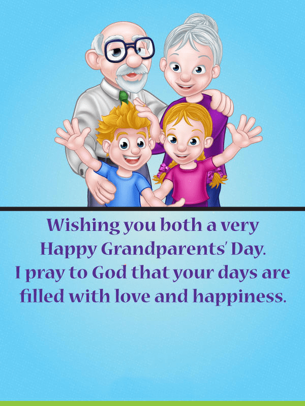 Grandparents' Day Wishes picture 8