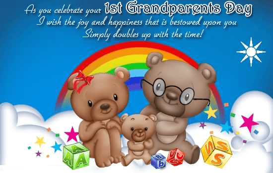 Grandparents' Day Wishes png 10