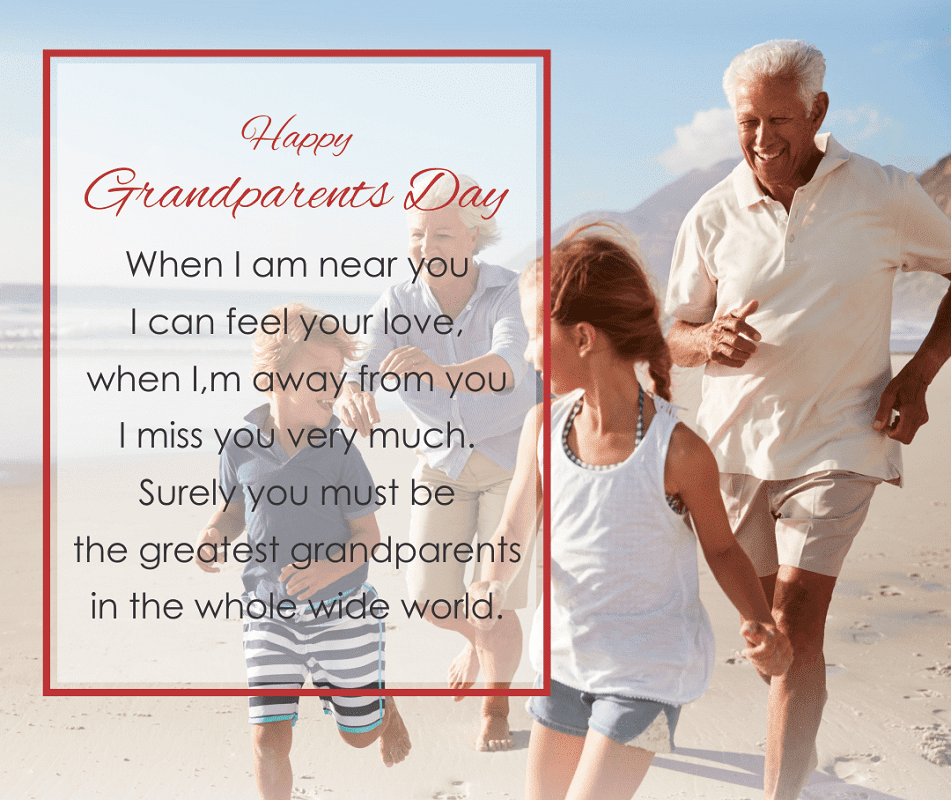 Grandparents' Day Wishes png 6
