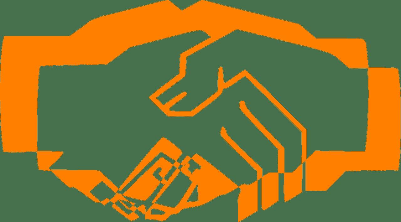 Handshack clipart transparent 7