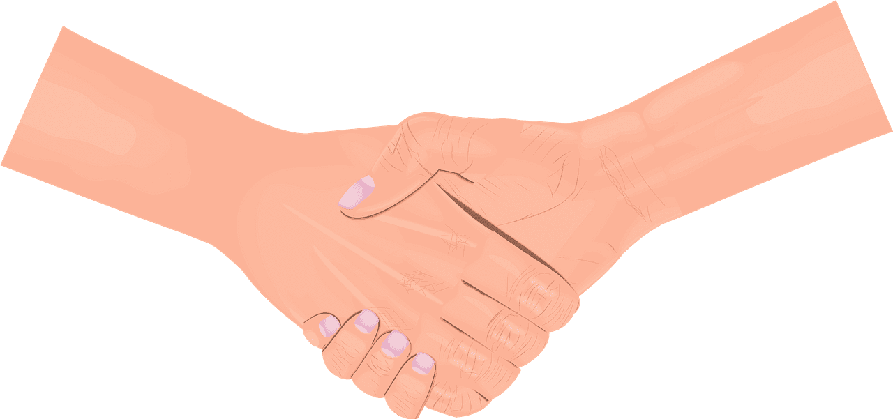 Handshack clipart transparent download