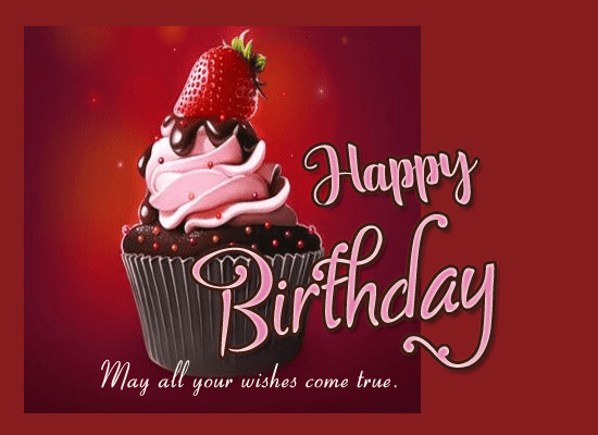 Happy Birthday Wishes 15