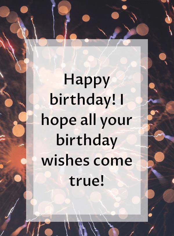 Happy Birthday Wishes 16