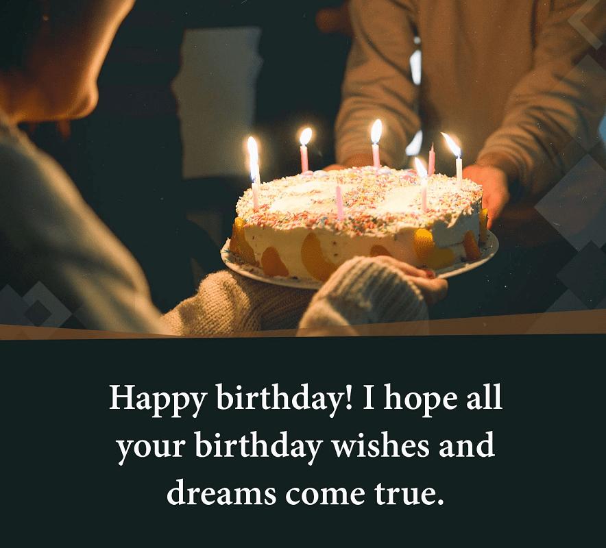 Happy Birthday Wishes 20