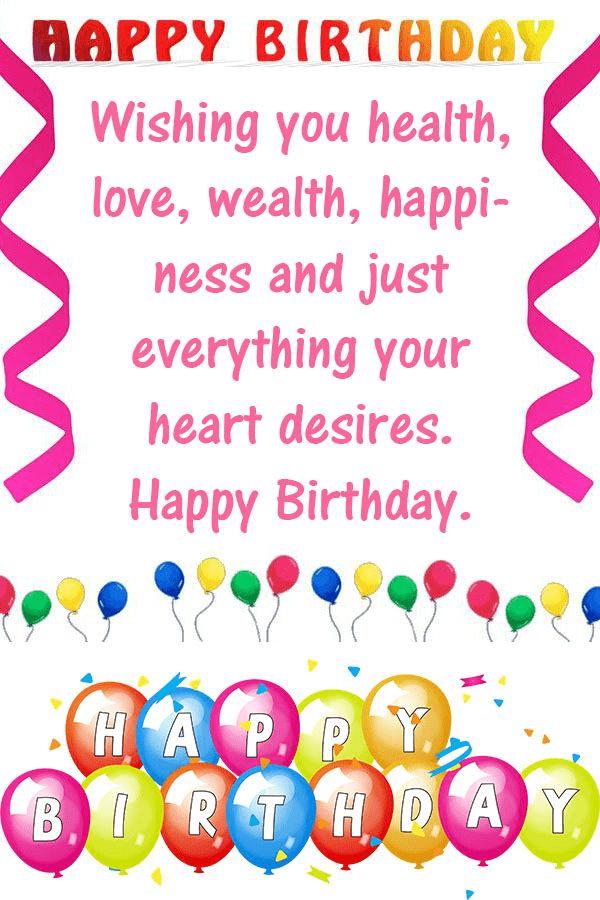 Happy Birthday Wishes 21