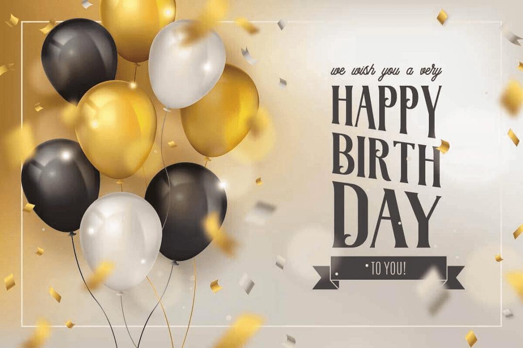 Happy Birthday Wishes 5