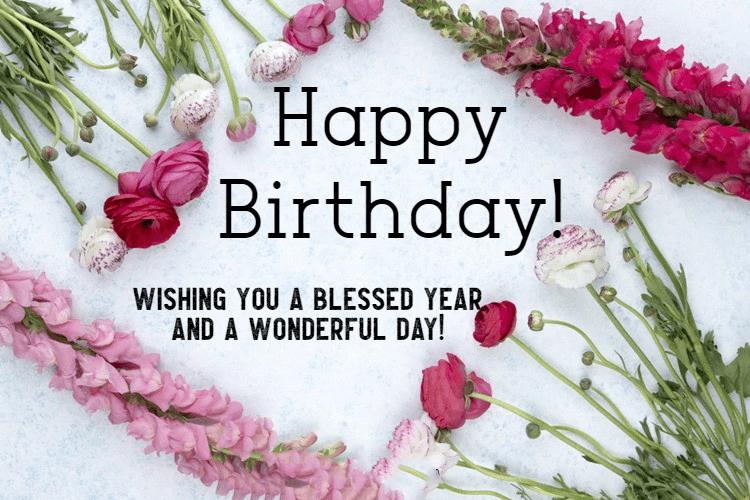 Happy Birthday Wishes 8