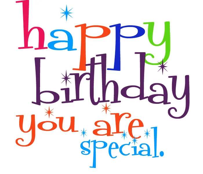 Happy Birthday Wishes clipart png