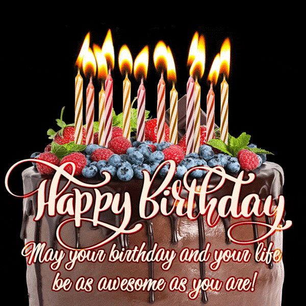 Happy Birthday Wishes for free to download