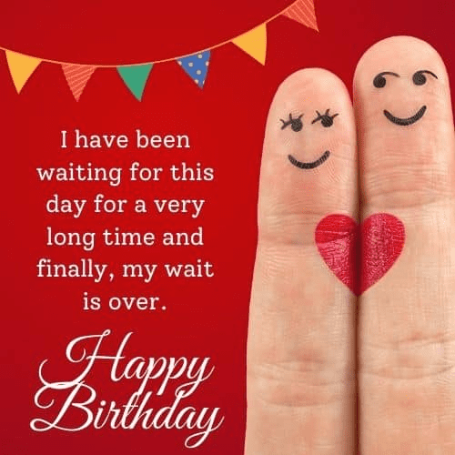 Happy Birthday Wishes for you